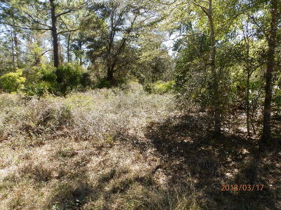 Crystal River FL Residential Lots & Land For Sale: $6,900