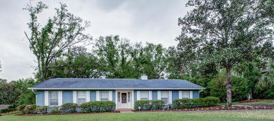 Ocala Single Family Home For Sale: 628 SE 18th Street