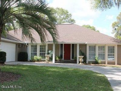 Ocala FL Single Family Home For Sale: $299,000