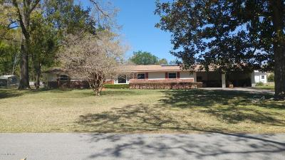 Ocala Single Family Home For Sale: 4017 SE 12th Street