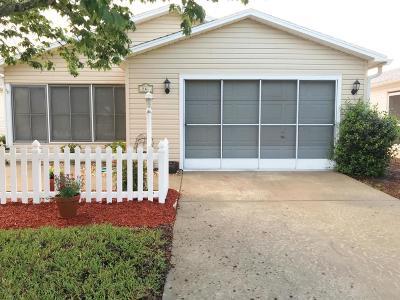 The Villages Condo/Townhouse For Sale: 262 Montoya Drive