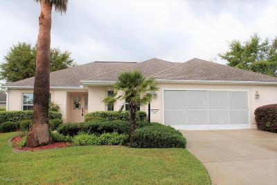 The Villages Single Family Home For Sale: 538 Foxfield Path