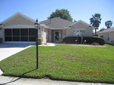 Summerfield Single Family Home For Sale: 13883 SE 94th Avenue