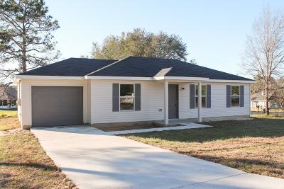 Ocala FL Single Family Home For Sale: $113,900