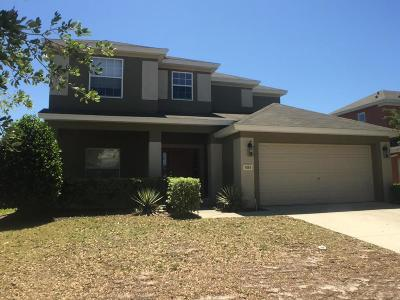 Marion County Rental For Rent: 4065 SW 51st Road