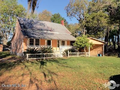 Dunnellon Farm For Sale: 20535 SW 5 Place
