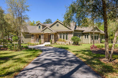 Citrus County Single Family Home For Sale: 2993 E Withlacoochee Trail