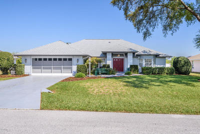 Majestic Oaks Single Family Home For Sale: 5923 SW 86th Place
