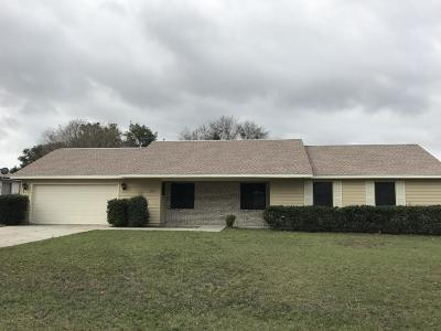 Marion County Rental For Rent: 3176 NW 44th Court