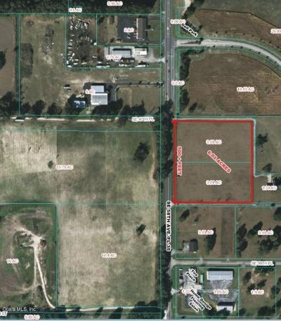 Belleview Residential Lots & Land For Sale: SE 58th Avenue