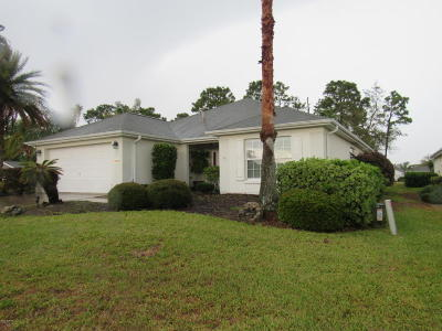Spruce Creek Gc Single Family Home For Sale: 9139 SE 120th Loop
