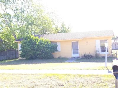 Ocala Single Family Home For Sale: 14671 SW 38th Terrace Road