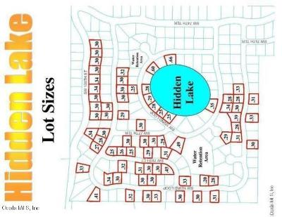 Ocala FL Residential Lots & Land For Sale: $35,000