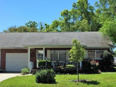 Ocala Single Family Home For Sale: 8830 SW 94th Street #G