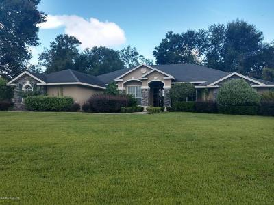 Summerton South Single Family Home For Sale: 5284 SE 39 Loop