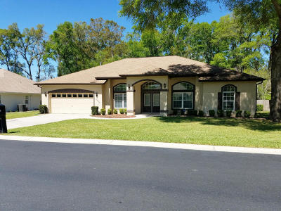 Belleview Single Family Home Pending: 5433 SE 107th Street