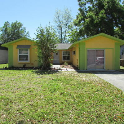 Ocala Single Family Home For Sale: 1806 NE 29th Place