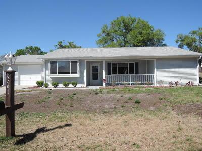 Ocala FL Single Family Home For Sale: $133,700