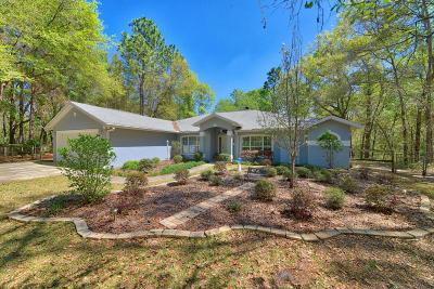 Ocala FL Single Family Home For Sale: $255,500