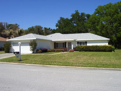 Spruce Creek So Single Family Home For Sale: 9967 SE 175 Street