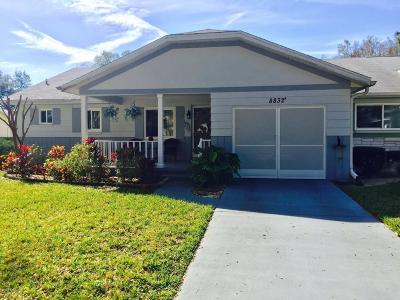 Ocala Single Family Home For Sale: 8832 SW 94th Lane #A