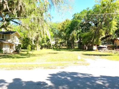Ocala FL Residential Lots & Land For Sale: $40,000