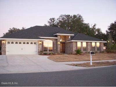 Ocala Single Family Home For Sale: 4500 SW 62 Loop