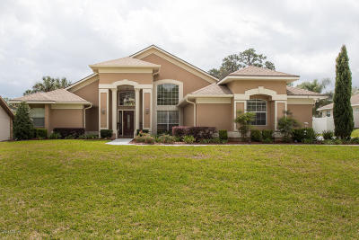 Ocala FL Single Family Home For Sale: $349,900