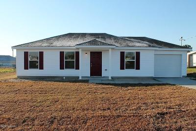 Ocala FL Single Family Home For Sale: $111,900