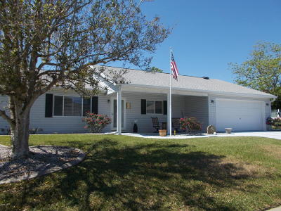 Summerfield Single Family Home For Sale: 13620 SE 90th Terrace