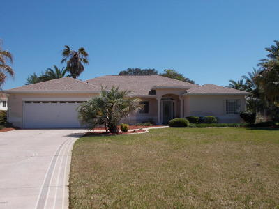 Marion County Single Family Home For Sale: 13889 Del Webb Boulevard