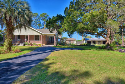 Dunnellon Farm For Sale: 2550 SW 200th Avenue