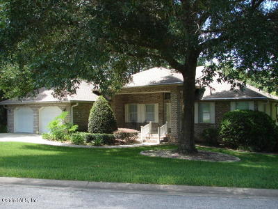 Marion County Single Family Home For Sale: 4822 SE 14 Street