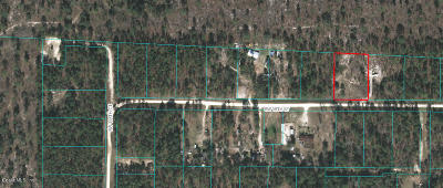 Ocala FL Residential Lots & Land For Sale: $16,999