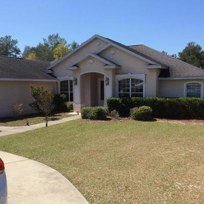 Ocala Single Family Home For Sale: 10680 SW 49th Avenue