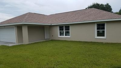 Single Family Home For Sale: 5 Juniper Pass Terrace