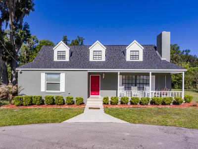 Belleview Single Family Home Pending: 12344 SE 47th Avenue