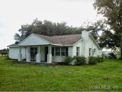Dunnellon Farm For Sale: 3130 S Us Highway 41