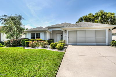 Spruce Creek Gc Single Family Home For Sale: 9132 SE 134th Place