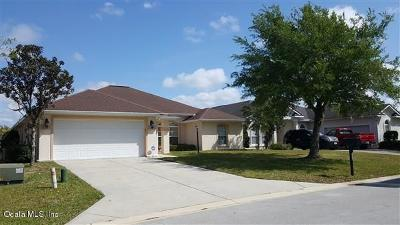 Heathbrook Hills Single Family Home For Sale: 5070 SW 63rd Loop