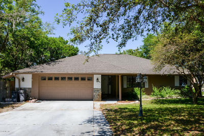 Inverness Single Family Home For Sale: 3481 S Winding Path