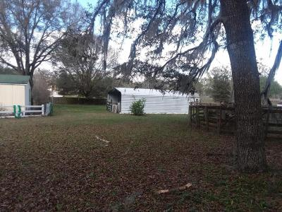 Ocala Mobile/Manufactured For Sale: 3075 SE 103rd Lane