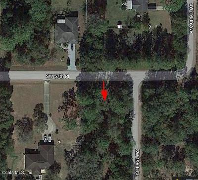 Dunnellon FL Residential Lots & Land For Sale: $6,000