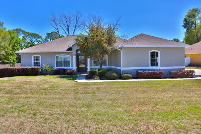 Ocala Single Family Home For Sale: 4287 NW 4th Circle