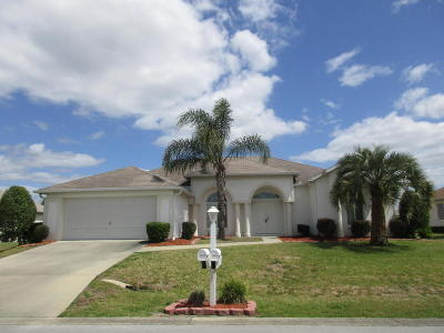 Ocala Palms Single Family Home For Sale: 2449 NW 58th Terrace