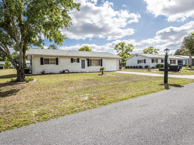 Ocala Single Family Home For Sale: 8172 SW 106th Street
