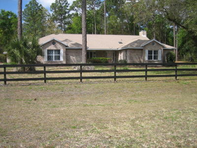 Timberwood Single Family Home For Sale: 3400 SW 54th Court