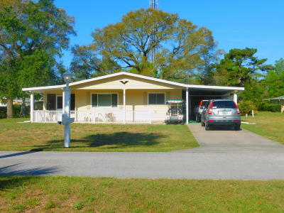 Ocala Single Family Home For Sale: 10028 SW 88th Terrace