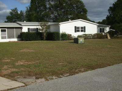 Ocala Mobile/Manufactured For Sale: 621 SW 77th Court