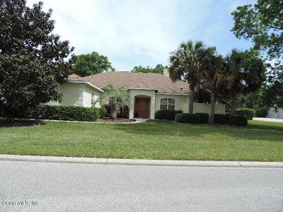 Ocala Single Family Home For Sale: 2121 SE 25th Street